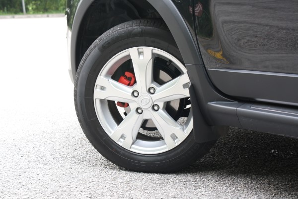 Haval M4 review_front wheel Cars Bikes Trucks