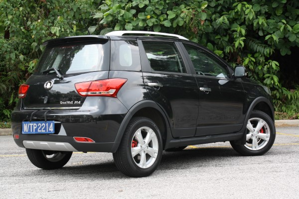 Haval M4 review_rear Cars Bikes Trucks