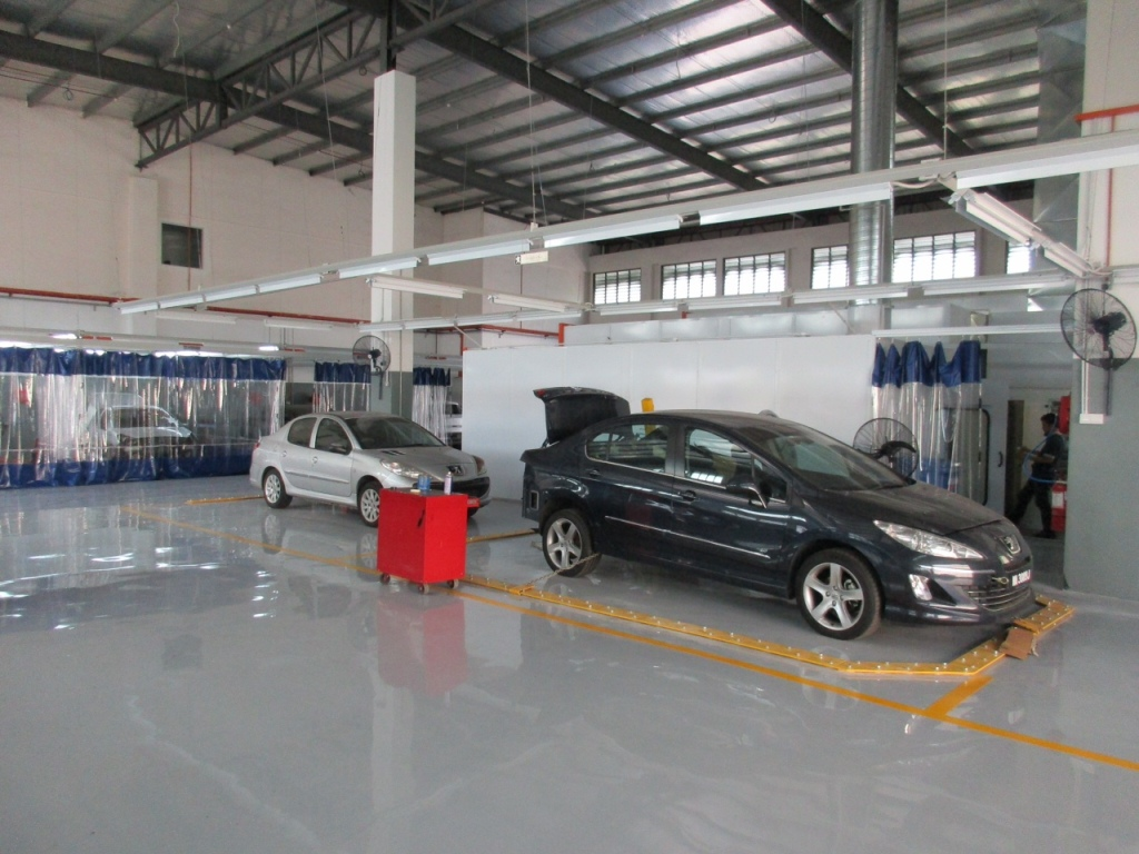 Peugeot Puchong Body & Paint Centre_1