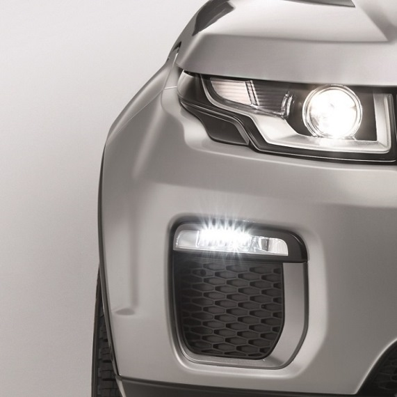 2016 Evoque FL_Fog Lamp & Headlamp with DRL