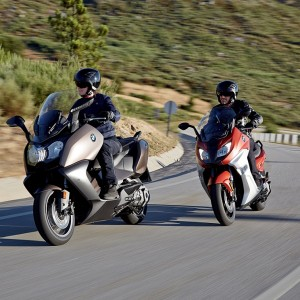 The new BMW C 650 GT and the new BMW C 650 Sport (2)