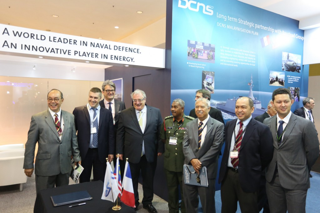 abu Defence Services Asia 2016