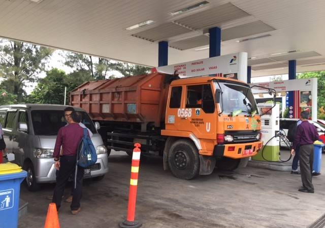 More than 90% of diesel users choose the cheaper B20 fuel in Indonesia.