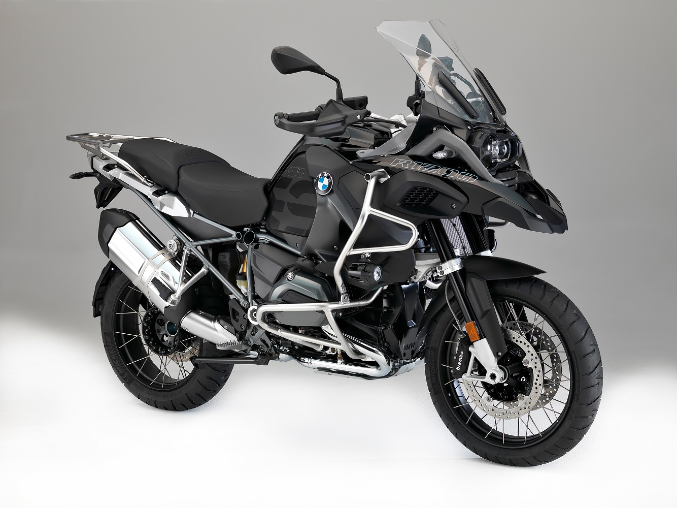 The Triple Black edition of the popular R 1200 GS is sure to attract new fans.